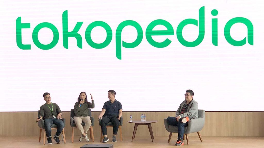 Tokopedia Talk