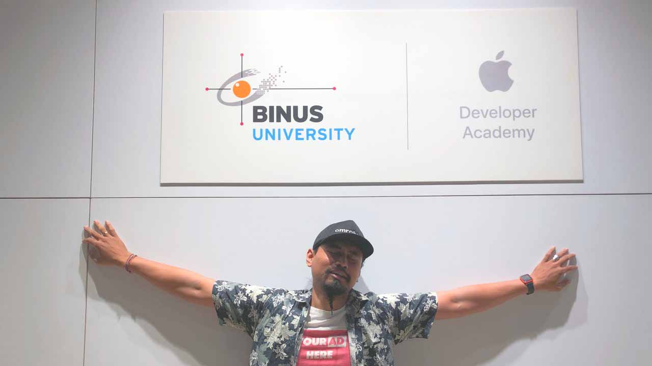 Apple Developer Academy Indonesia Graduation